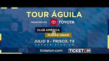 Tour Águila TV Spot, '2019 Frisco, Tejas' [Spanish] - Thumbnail 7