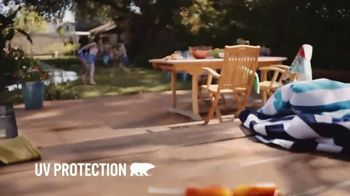 BEHR Paint Home Depot Red, White and Blue Savings TV Spot, 'Outdone Yourself'