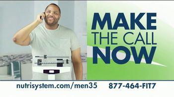 Nutrisystem for Men TV Spot, 'Today's the Day: 18 Pounds' - Thumbnail 10