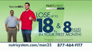 Nutrisystem for Men TV Spot, 'Today's the Day: 18 Pounds' - Thumbnail 4