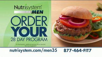Nutrisystem for Men TV Spot, 'Today's the Day: 18 Pounds' - Thumbnail 6