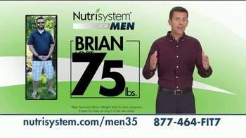 Nutrisystem for Men TV Spot, 'Today's the Day: 18 Pounds' - Thumbnail 7