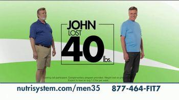 Nutrisystem for Men TV Spot, 'Today's the Day: 18 Pounds' - Thumbnail 8