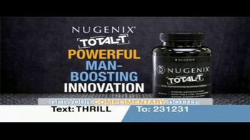 Nugenix Total-T TV Spot, 'Much More Energy' - Thumbnail 4
