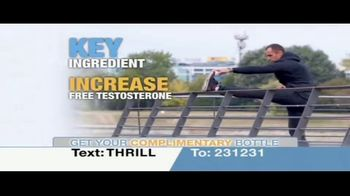 Nugenix Total-T TV Spot, 'Much More Energy' - Thumbnail 5