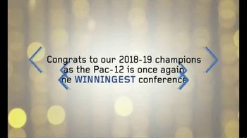 Pac-12 Conference TV Spot, '2018-2019 Champions' Song by Taio Cruz - Thumbnail 3