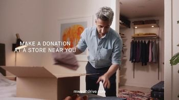 Men's Wearhouse Suit Drive TV Spot, 'Throwback and Donate' Featuring Tan France - Thumbnail 8