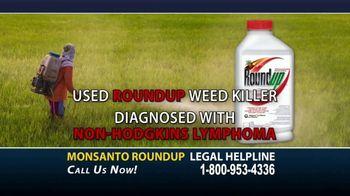 Dunken Law Group PLLC TV Spot, 'Monsanto Roundup and Non-Hodgkins Lymphoma' - Thumbnail 3