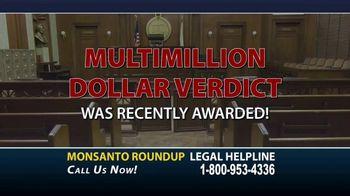 Dunken Law Group PLLC TV Spot, 'Monsanto Roundup and Non-Hodgkins Lymphoma' - Thumbnail 4