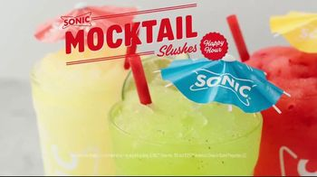 Sonic Drive-In Mocktail Slushes TV Spot, 'All Week' - Thumbnail 7
