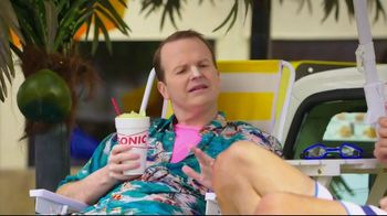Sonic Drive-In Mocktail Slushes TV Spot, 'All Week' - Thumbnail 4