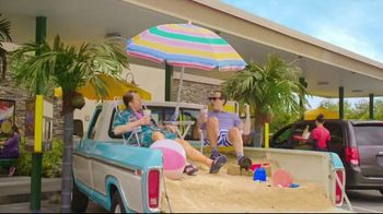 Sonic Drive-In Mocktail Slushes TV Spot, 'All Week' - 4060 commercial airings
