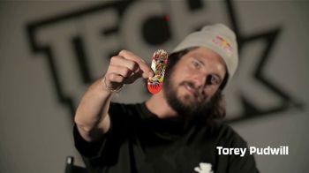 Tech Deck TV Spot, 'Dew Tour Partner' Featuring Torey Pudwill, T.J. Rogers