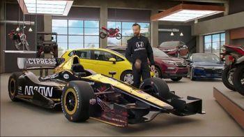 Honda Dream Garage Spring Event TV Spot, 'Big Deal' Feat. James Hinchcliffe [T2] - Thumbnail 8