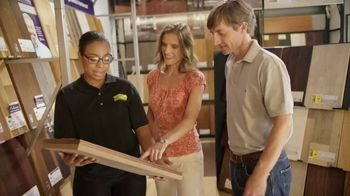 Lumber Liquidators TV Spot, 'Independent Style' - Thumbnail 1