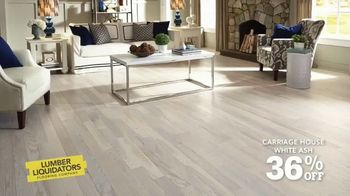 Lumber Liquidators TV Spot, 'Independent Style' - Thumbnail 4