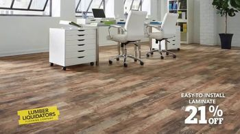 Lumber Liquidators TV Spot, 'Independent Style' - Thumbnail 6
