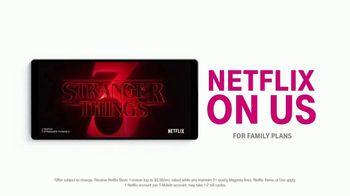 T-Mobile TV Spot, 'Netflix: Stranger Things 3' - Thumbnail 3