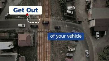 Operation Lifesaver, Inc. TV Spot, 'Look for the Blue and White ENS Sign' - Thumbnail 4