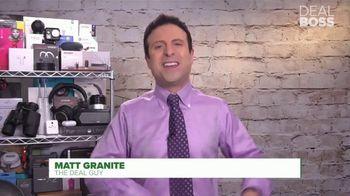 DealBoss TV Spot, '2019 Amazon Prime Day: Giveaway' Featuring Matt Granite - Thumbnail 1