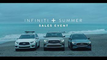 Infiniti + Summer Sales Event TV Spot, 'Summer Nights' Song by Moonlight Breakfast [T1] - Thumbnail 10