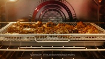 Frigidaire TV Spot, 'Air Fry in Your Oven: $400 Back' - Thumbnail 4
