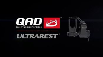 Quality Archery Designs Ultrarest Integrate MX TV Spot, 'Dual Clamp Design'
