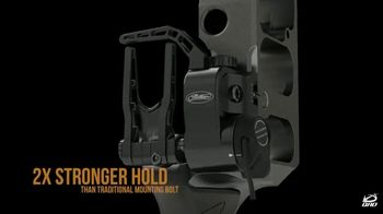 Quality Archery Designs Ultrarest Integrate MX TV Spot, 'Dual Clamp Design' - Thumbnail 5