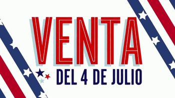 JCPenney Venta del 4 de Julio TV Spot, 'Explosión de ahorros' [Spanish] - Thumbnail 4