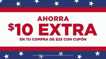 JCPenney Venta del 4 de Julio TV Spot, 'Explosión de ahorros' [Spanish] - Thumbnail 6