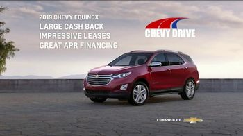 Chevrolet 4th of July Chevy Drive Event TV Spot, 'Can't Stop Staring' [T2] - Thumbnail 8