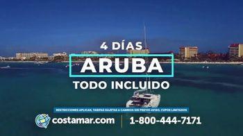 Costamar Travel TV Spot, 'Aruba, Colombia, Perú y Ecuador' [Spanish] - Thumbnail 1