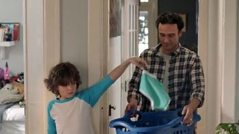 Lysol Laundry Sanitizer TV Spot, 'Love Them, Hate Their Laundry'
