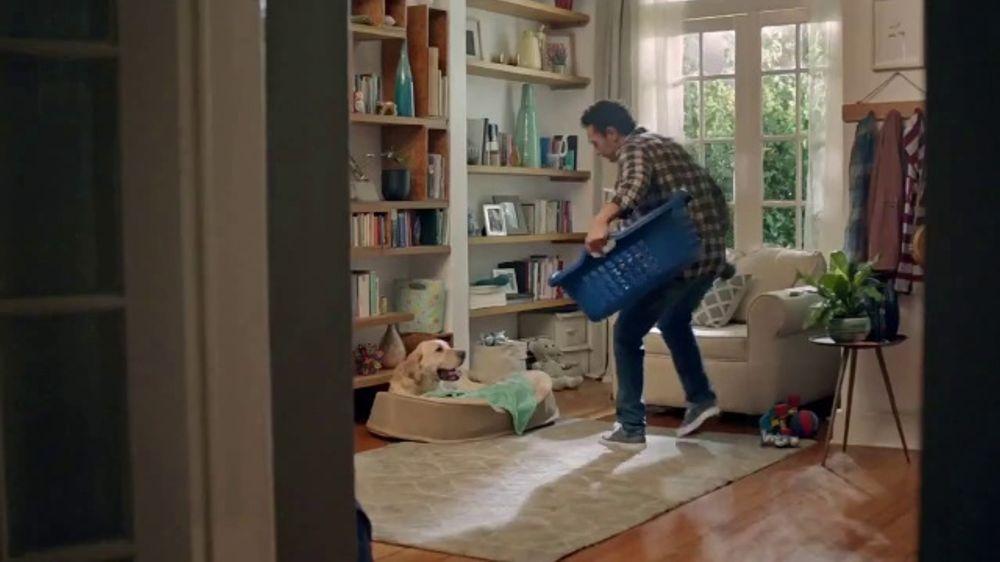 Lysol Laundry Sanitizer Tv Commercial Love Them Hate