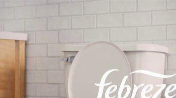 Febreze Small Spaces TV Spot, 'Every Flush' - Thumbnail 2