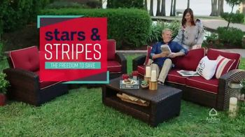 Ashley HomeStore Stars & Stripes Event TV Spot, 'Doorbusters: Dining Set' Song by Midnight Riot - Thumbnail 2