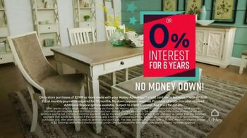 Ashley HomeStore Stars & Stripes Event TV Spot, 'Doorbusters: Dining Set' Song by Midnight Riot - Thumbnail 4