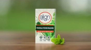 Align Probiotics Whole Food Blend TV Spot, 'Yoga' - Thumbnail 1