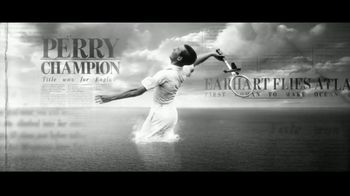Wimbledon TV Spot, 'The Story Continues' - 594 commercial airings