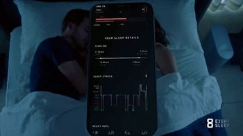 Eight Sleep Pod TV Spot, 'Sleep Smarter' - Thumbnail 6