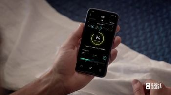 Eight Sleep Pod TV Spot, 'Sleep Smarter' - Thumbnail 8