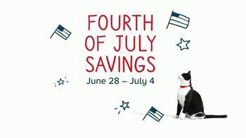 PetSmart Fourth of July Savings TV Spot, 'Buy One Get One' - Thumbnail 9
