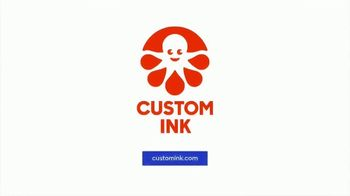 CustomInk TV Spot, 'Timothy' - Thumbnail 10