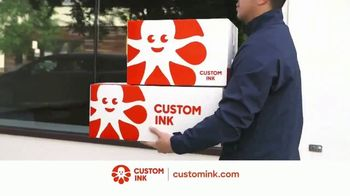CustomInk TV Spot, 'Timothy' - Thumbnail 3