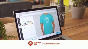 CustomInk TV Spot, 'Timothy' - Thumbnail 6