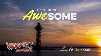 Visit Erie, Pennsylvania TV Spot, 'Waldameer Park & Water World Season Pass' - Thumbnail 7