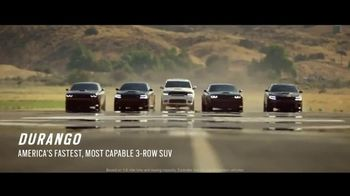 Dodge Fourth of July Sales Event TV Spot, 'Pedal to the Metal' [T1] - Thumbnail 7