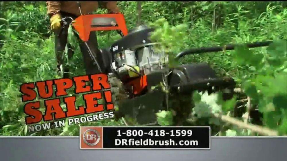 DR Power Equipment Super Sale! TV Commercial, 'Legendary Field & Brush Mower'
