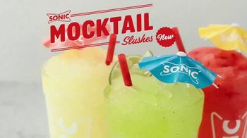 Sonic Drive-In Mocktail Slushes TV Spot, 'Any Side' - Thumbnail 2