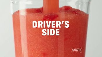 Sonic Drive-In Mocktail Slushes TV Spot, 'Any Side' - Thumbnail 7